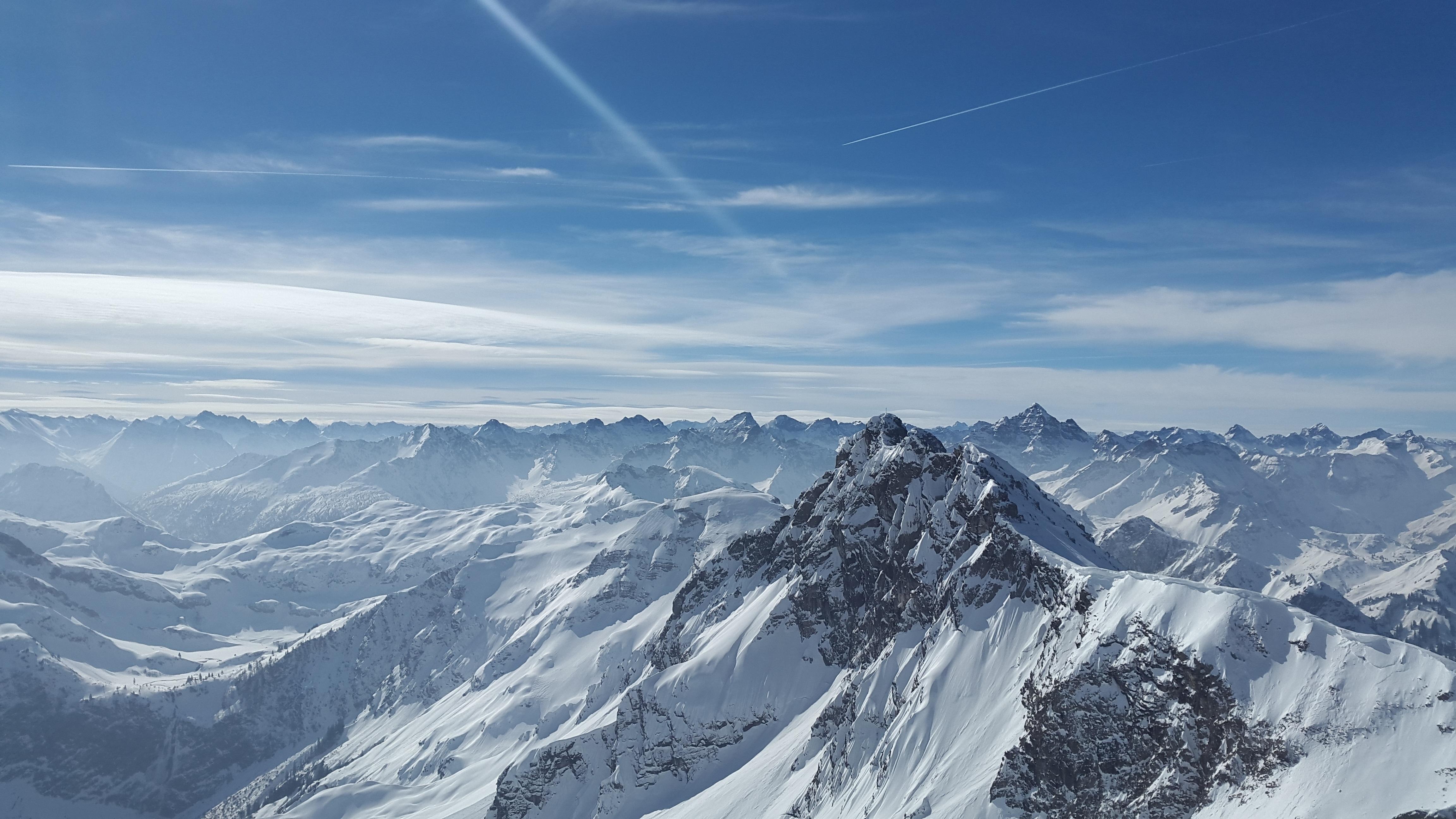 RichesMonts au cœur de la montagne, pour partager toujours plus de #MomentsVrais