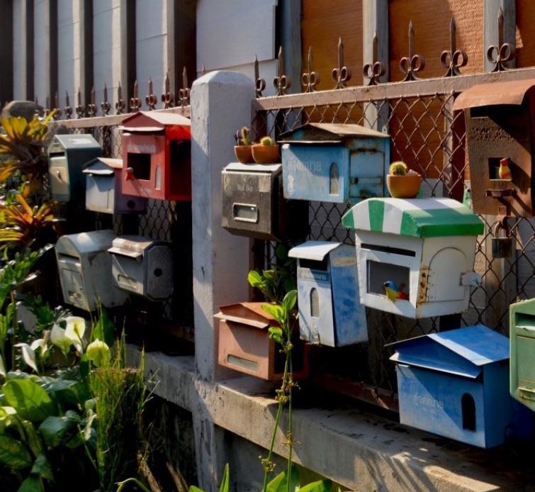 L'émotion suscitée par le courrier : Hommes et Femmes à égalité