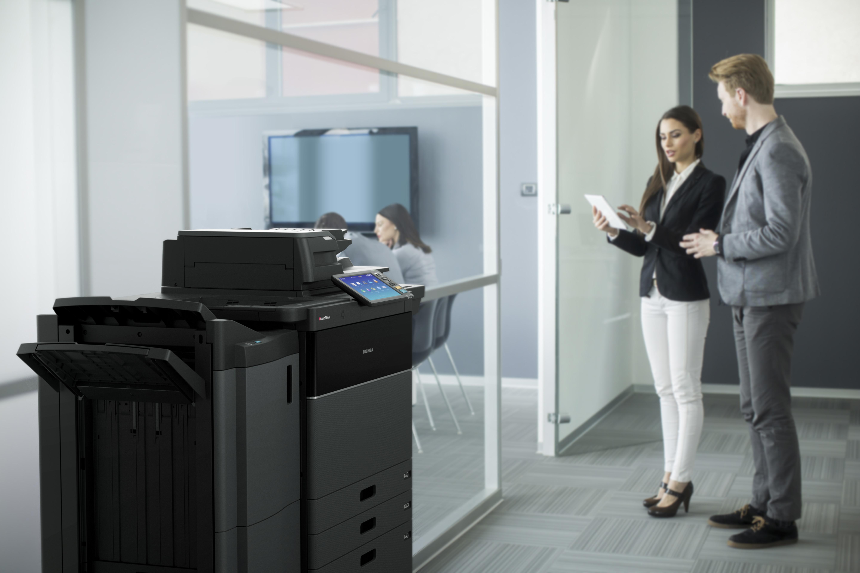 Salon IT Partners 2019  : Toshiba présente ses nouveautés.