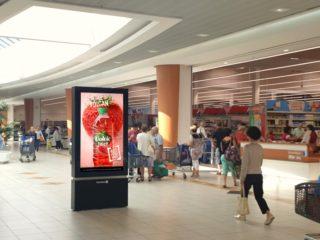 DOOH : in-Store Media passe la barre des 100 centres commerciaux E.Leclerc équipés