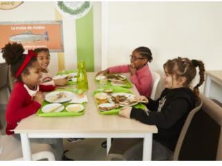 SERD : Elior présente sa démarche anti-gaspillage dans les restaurants scolaires