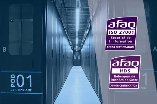 ISO 27001 et HDS