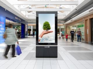 DOOH : in-Store Media compense l'empreinte carbone des campagnes publicitaires sur ses 2 900 écrans